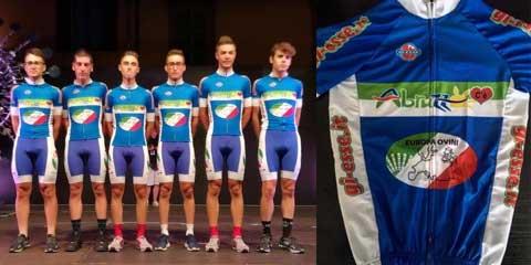 Europa Ovini presente al Giro d'Italia Under 23 Enel