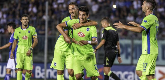 Brescia-Pescara 1-3, superato il terzo turno di Coppa Italia