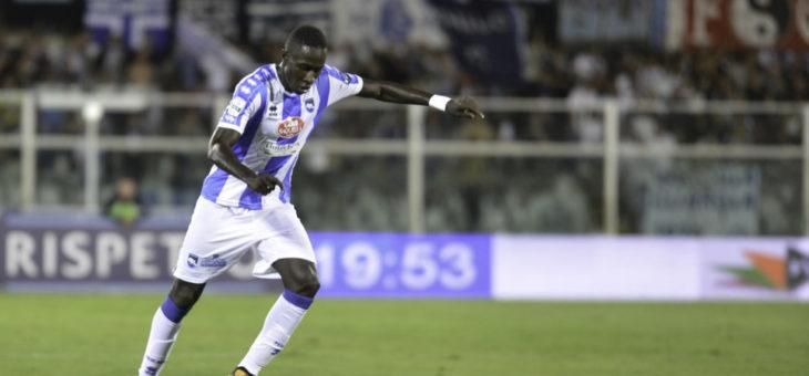 Pescara, termina 3-3 con il Frosinone