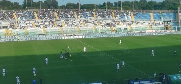 Quarta vittoria in campionato! Pescara-Avellino 2-1