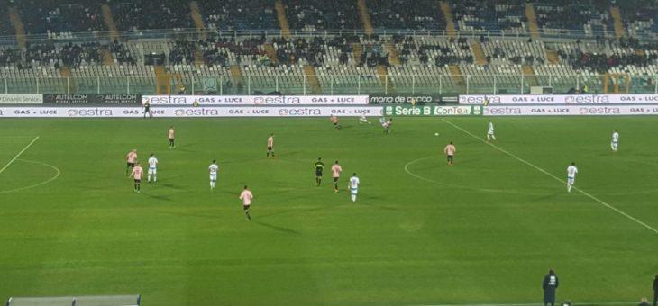 Finisce 2-2 tra Pescara e Palermo
